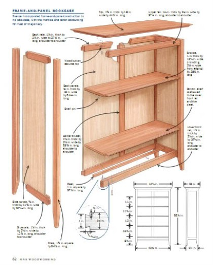 6000+ Personal Woodworking Plans and Projects
