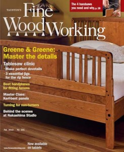 Fine Woodworking – Issue 231