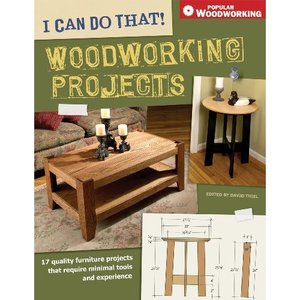 I Can Do That! Woodworking Projects -2007- PDF | Carpintería Digital