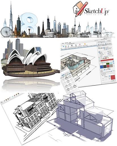 Sketchup pro 8 carpinter a digital for Proyectos de carpinteria pdf
