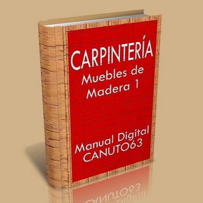 Madera carpinter a digital for Planos de muebles de madera pdf