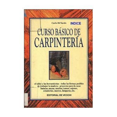 Curso basico de carpinteria por carlo di nardo 1997 pdf for Proyectos de carpinteria pdf