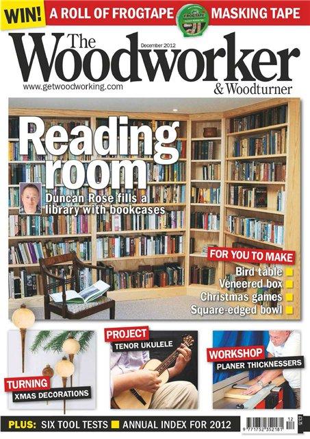 Revista The Woodworker & Woodturner –Diciembre 2012- PDF | Carpintería Digital