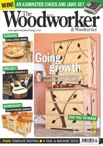 The Woodworker & Woodturner - July 2012