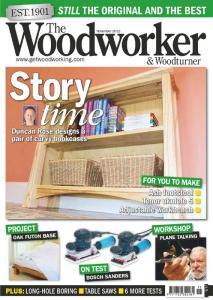 The Woodworker & Woodturner - November 2012