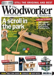 The Woodworker & Woodturner - Summer 2010