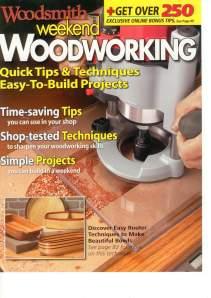 Weekendwoodworking
