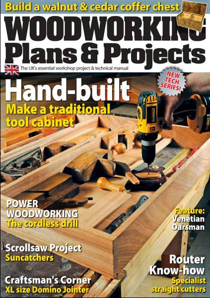 Revista Woodworking Plans & Projects – Junio 2012 – HQ PDF