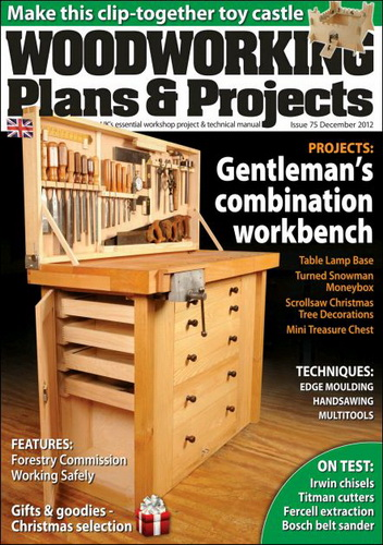 Woodwork Woodworking Plans Projects June 2012 PDF Plans