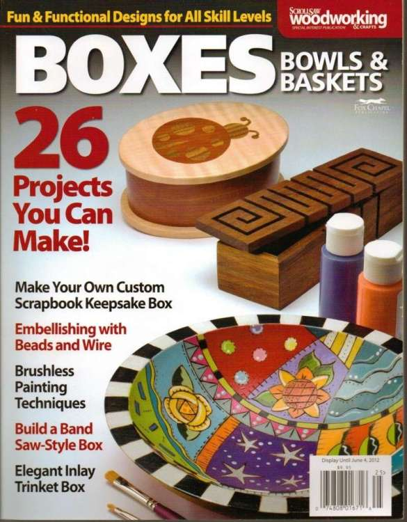 Scroll Saw Woodworking Crafts – Woodworking Projects