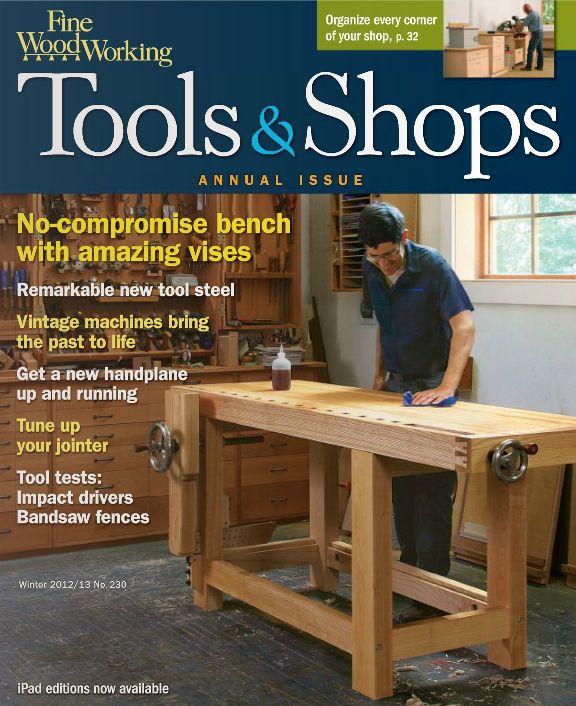 Revista Fine Woodworking #230 -Diciembre·2012- PDF