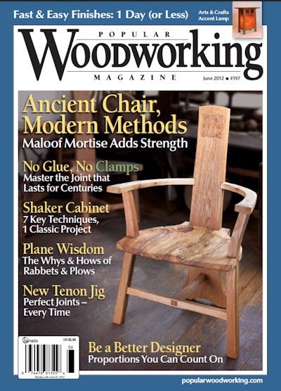 Revista Popular Woodworking #197 -Junio·2012- PDF | Carpintería ...