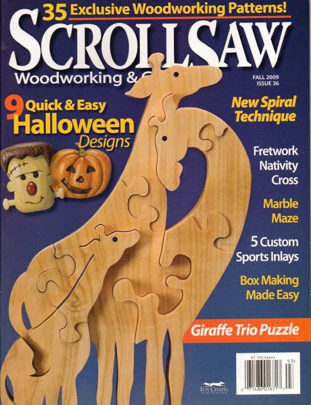 Woodworking Crafts Magazine Android Game Apk
