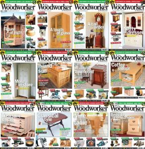 The Woodworker & Woodturner 2011 - All Issues