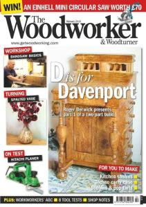 The Woodworker & Woodturner - February 2013