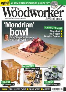 The Woodworker & Woodturner - March 2013
