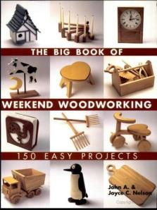 Weekend Woodworking The Big Book