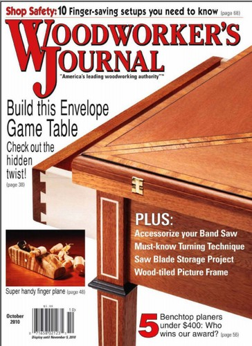 woodworking journal