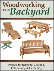 Woodworking4thebackyard