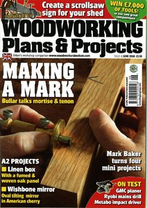 woodworking plans and projects 41  june 2010