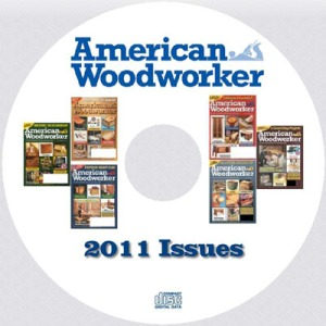 American Woodworker-2011-Issues