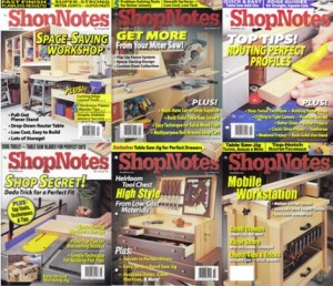 ShopNotes-2010-Collection