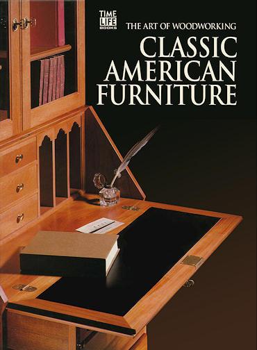 El arte de la carpinter a muebles americanos cl sicos for Construccion de muebles de madera pdf