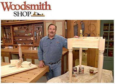 Carpintería Woodsmith Shop Tercera Temporada -2009- AVI