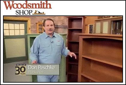 Carpintería Woodsmith Shop Segunda Temporada -2008- AVI