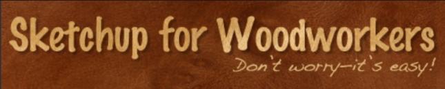 SkechUp4Woodworkers