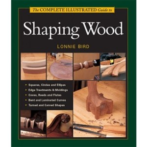 Taunton Shaping Wood