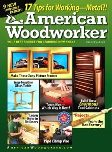 American Woodworker #164
