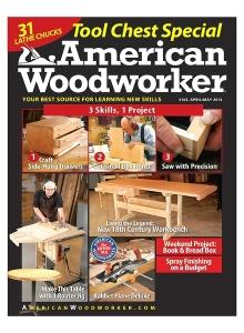 American Woodworker #165