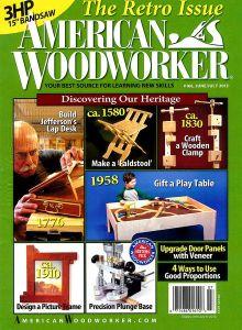 American Woodworker #166
