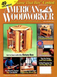 American Woodworker #167