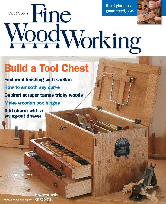 If you download Fine Woodworking Tools & Shops #237 - Winter 2013 and ...