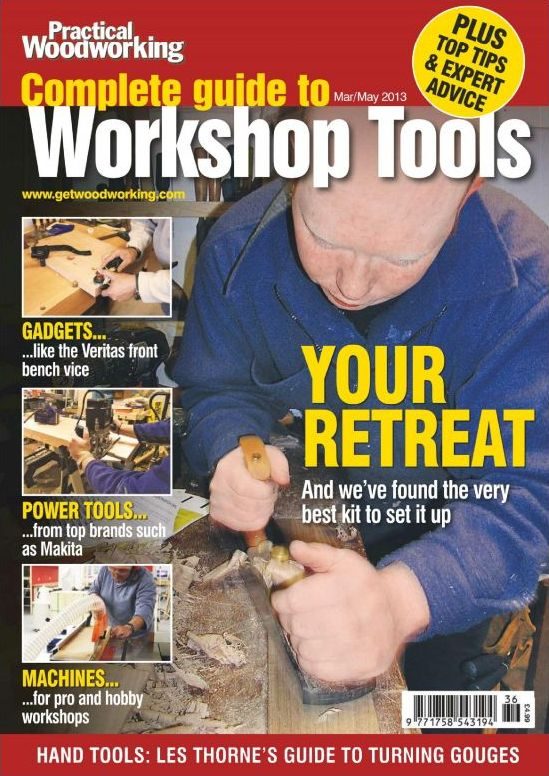 practical woodworker magazine