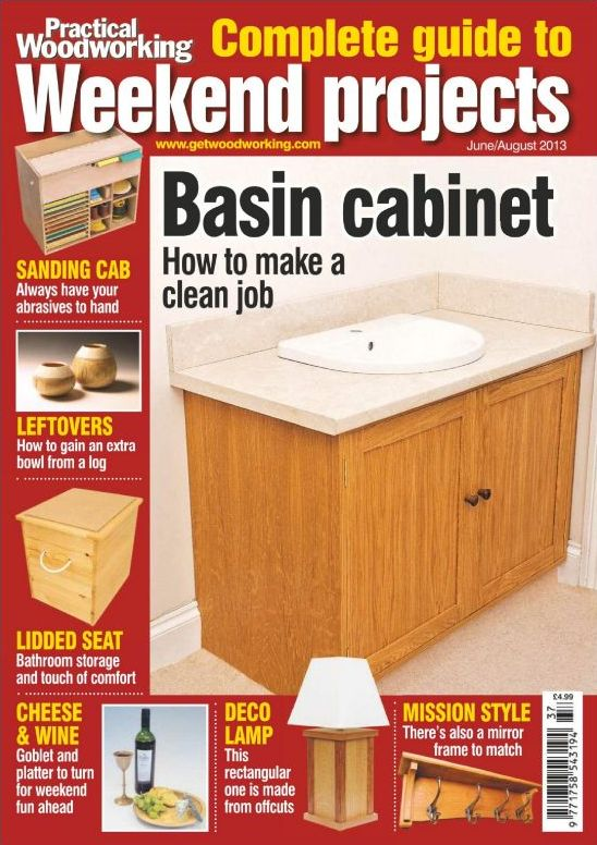 Practical Woodworking Magazine Pdf - DIY Woodworking Projects