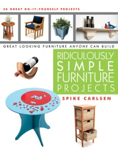 RidiculouslySimpleFurnitureProjects