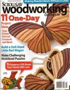 Scrollsaw Woodworking & Crafts #54