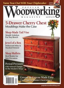 Popular Woodworking #210